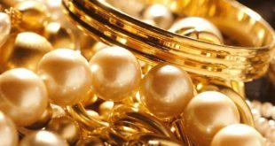 زیورآلات آبکاری شده با طلا