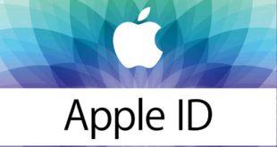 ساخت اپل آی دی