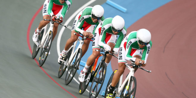 دوچرخه سواری المپیک