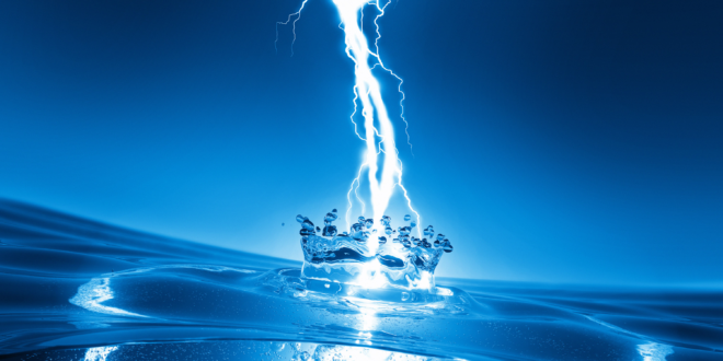 استارتاپی آب و برق