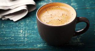 نوشیدن قهوه در سحر