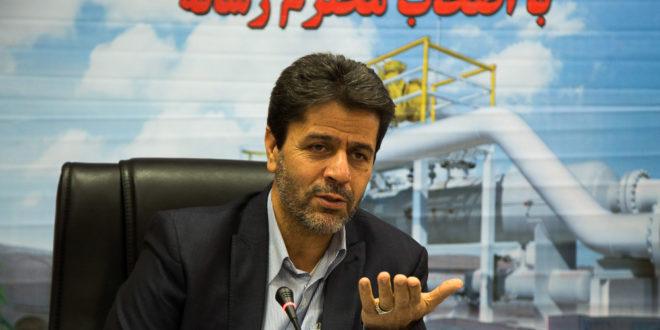 مدیر گازرسانی شرکت ملی گاز ایران