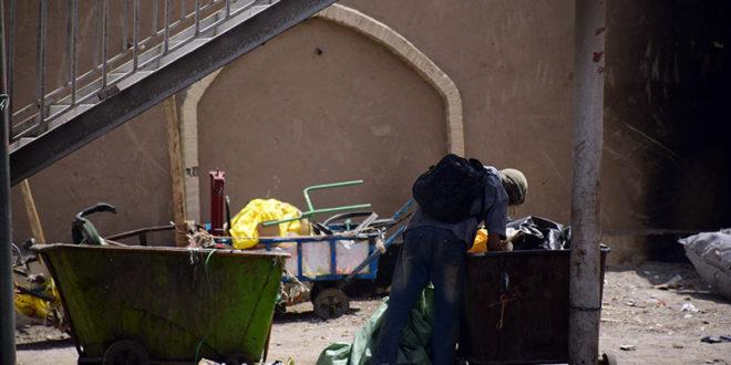 درآمد خوب زباله گردها