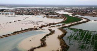 پارک ملی کرخه بعد از سیلاب