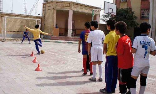 ورزش مدارس