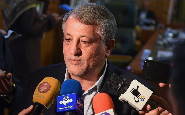 محسن هاشمی رییس شورای شهر