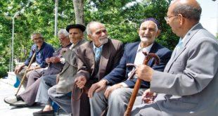 جمعیت سالمندان