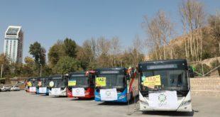 نوسازی اتوبوس ها