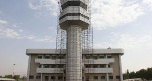 برج مراقبت پرواز فرودگاه همدان