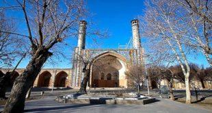 مرمت مسجد جامع عتیق قزوین