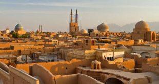 بافت تاریخی شهر یزد