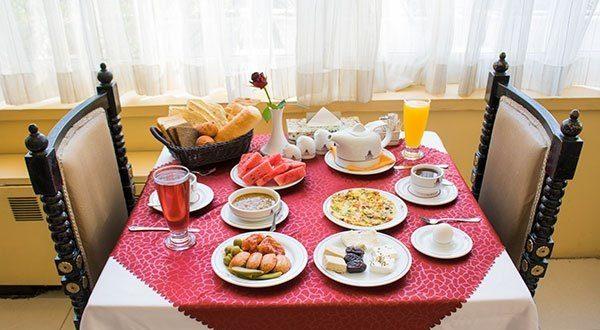 رستوران زند هتل پارسیان کوثر