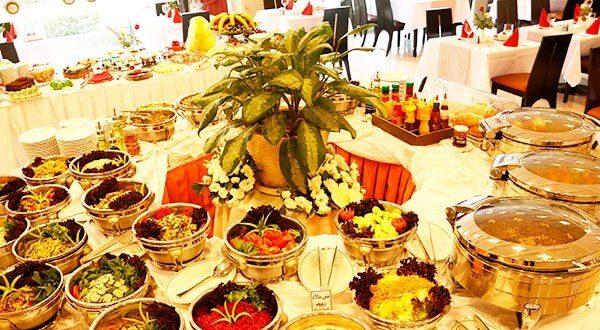 رستوران رز هتل استقلال