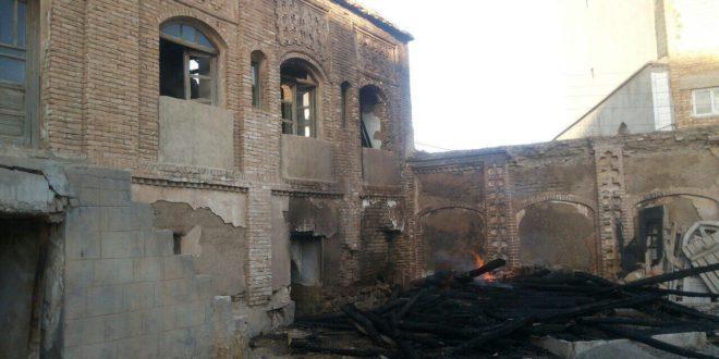 خانه تاریخی ساری اصلانی