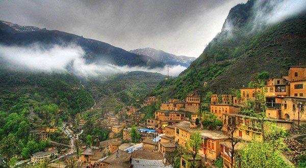 روستای تاريخی ماسوله