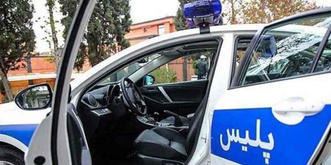 پلیس راهور ناجا