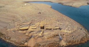 کشف قلعه در کردستان عراق