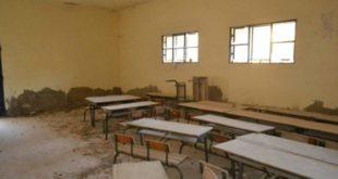 مدرسه تخریبی