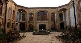 مرمت خانه تاریخی شهبازیان