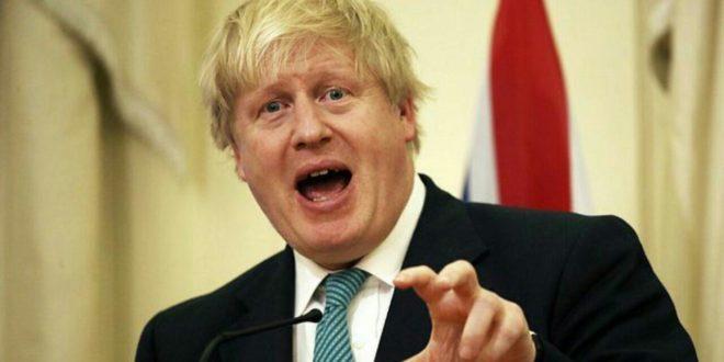 وزیر خارجه پیشین انگلیس