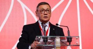 رئیس فدراسیون جهانی بوکس