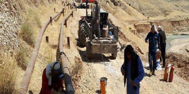 خط لوله انتقال نفت
