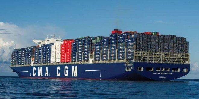 آلودگی کشتیها