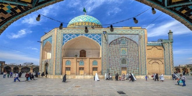 گردشگری مذهبی کرمانشاه