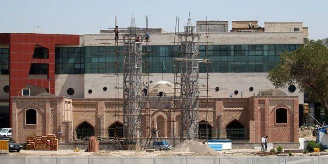 مسجد تاریخی کریمخان تبریز