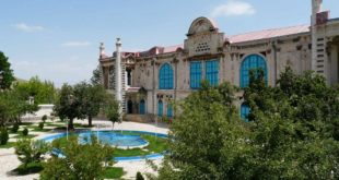 مرمت کاخ موزه سردار ماکو