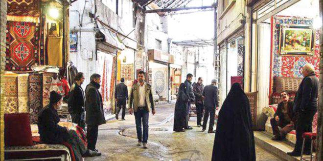 مرمت بازار تاریخی فرش مشهد