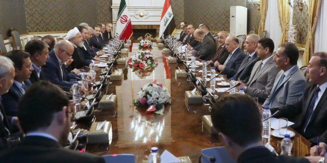 تضمین ایران به عراق برای آزادی کشتیرانی