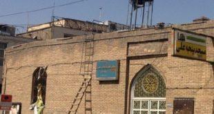 مسجد تاریخی پنجهعلی در قزوین
