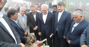 رئیس سازمان میراثفرهنگی وارد استان اردبیل شد