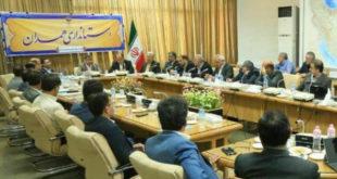 بررسی پروژههای اولویتدار راه و شهرسازی در استان همدان