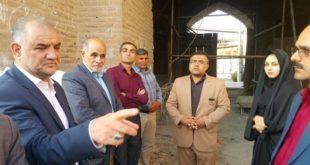 انتخاب شهردار افتخاری برای بافت تاریخی تربتحیدریه