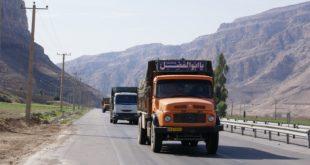 جابهجایی ۱۸۰۰ هزار تن کالا در خراسان جنوبی