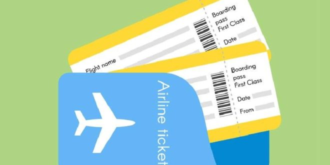 Prices of plane tickets