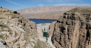 Seymour Dam