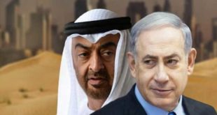 Secret meeting of the UAE and Israel