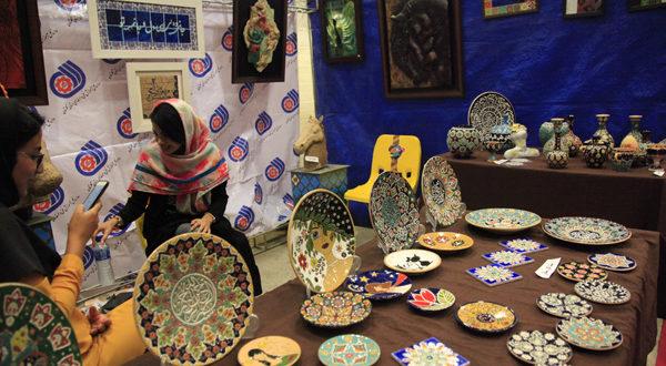نمایش آثار فاخر هنرمندان صنایعدستی در نمایشگاه توانمندیهای بانوان استان گلستان