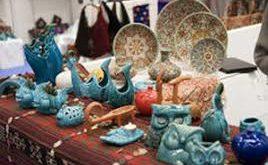 حضور هنرمندان استان فارس در سی دومین نمایشگاه بینالمللی تهران