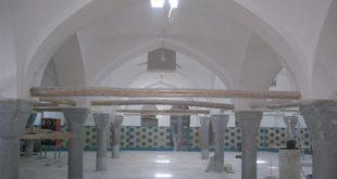 پایان عملیات مرمت مسجد تاریخی گاردر در خمینیشهر