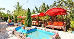 رستوران زیتون فرحزاد