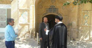 بنای امامزاده سلطان ابراهیم
