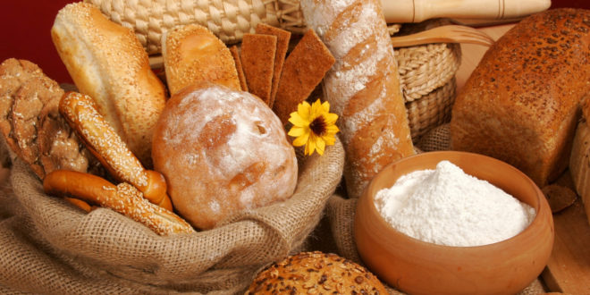نان های حجیم و نیمه حجیم