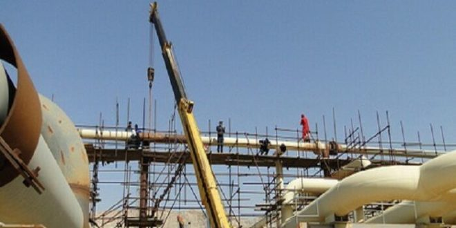 تعمیرات اساسی منطقه عملیاتی تنگ بیجار پایان یافت