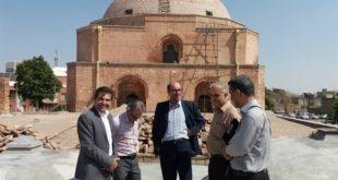 مرمت مسجد جامع ارومیه