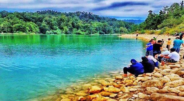 تور یک روزه دریاچه الیمالات و ساحل محمودآباد