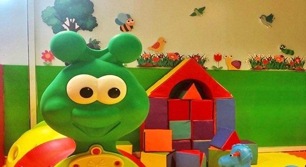 مرکز تخصصی بازی کودکان کاویان